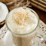 COCONUT LATTE